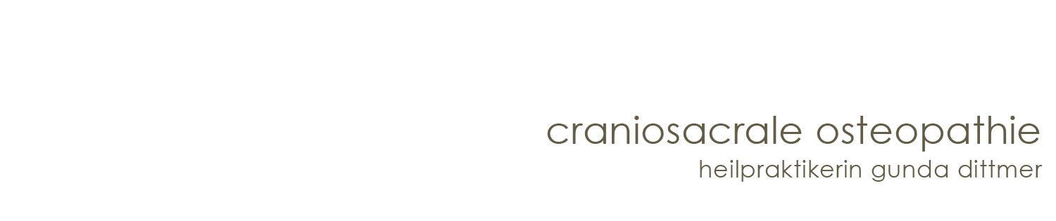 Craniosacrale Osteopathie in Barmstedt